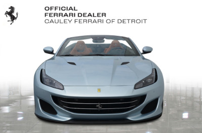 Used 2020 Ferrari Portofino Used 2020 Ferrari Portofino for sale $264,900 at Cauley Ferrari in West Bloomfield MI 3