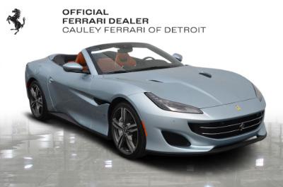 Used 2020 Ferrari Portofino Used 2020 Ferrari Portofino for sale $264,900 at Cauley Ferrari in West Bloomfield MI 4