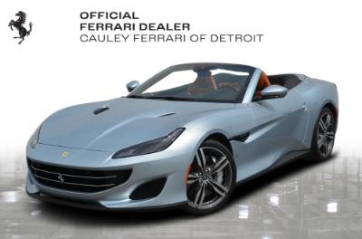 Used 2020 Ferrari Portofino Used 2020 Ferrari Portofino for sale $264,900 at Cauley Ferrari in West Bloomfield MI 1