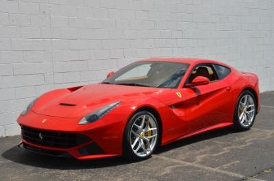 Used 2014 Ferrari F12berlinetta Used 2014 Ferrari F12berlinetta for sale $259,900 at Cauley Ferrari in West Bloomfield MI 10