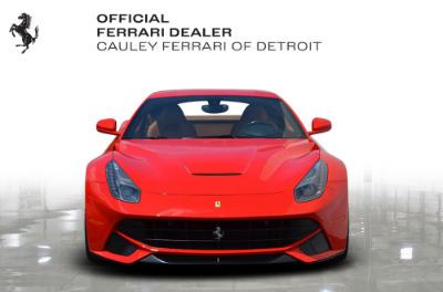 Used 2014 Ferrari F12berlinetta Used 2014 Ferrari F12berlinetta for sale $259,900 at Cauley Ferrari in West Bloomfield MI 3