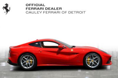 Used 2014 Ferrari F12berlinetta Used 2014 Ferrari F12berlinetta for sale $259,900 at Cauley Ferrari in West Bloomfield MI 5
