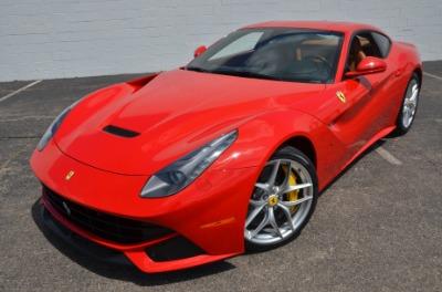 Used 2014 Ferrari F12berlinetta Used 2014 Ferrari F12berlinetta for sale $259,900 at Cauley Ferrari in West Bloomfield MI 53