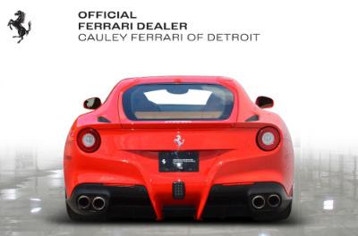 Used 2014 Ferrari F12berlinetta Used 2014 Ferrari F12berlinetta for sale $259,900 at Cauley Ferrari in West Bloomfield MI 7
