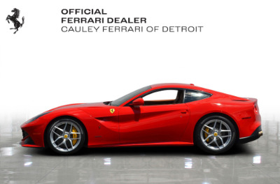 Used 2014 Ferrari F12berlinetta Used 2014 Ferrari F12berlinetta for sale $259,900 at Cauley Ferrari in West Bloomfield MI 9