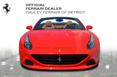 Used 2016 Ferrari California T Used 2016 Ferrari California T for sale $174,900 at Cauley Ferrari in West Bloomfield MI 3