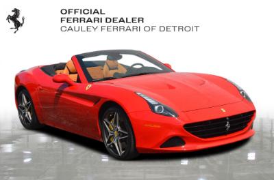 Used 2016 Ferrari California T Used 2016 Ferrari California T for sale $174,900 at Cauley Ferrari in West Bloomfield MI 4