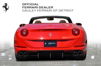 Used 2016 Ferrari California T Used 2016 Ferrari California T for sale $174,900 at Cauley Ferrari in West Bloomfield MI 7