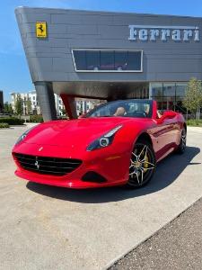 Used 2016 Ferrari California T Used 2016 Ferrari California T for sale $174,900 at Cauley Ferrari in West Bloomfield MI 90