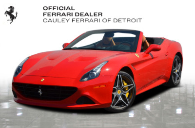 Used 2016 Ferrari California T Used 2016 Ferrari California T for sale $174,900 at Cauley Ferrari in West Bloomfield MI 1