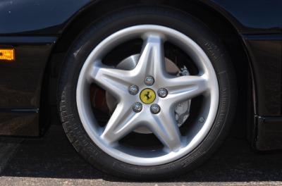 Used 1998 Ferrari F355 GTS Used 1998 Ferrari F355 GTS for sale Sold at Cauley Ferrari in West Bloomfield MI 12