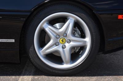 Used 1998 Ferrari F355 GTS Used 1998 Ferrari F355 GTS for sale Sold at Cauley Ferrari in West Bloomfield MI 13
