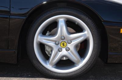 Used 1998 Ferrari F355 GTS Used 1998 Ferrari F355 GTS for sale Sold at Cauley Ferrari in West Bloomfield MI 14