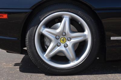 Used 1998 Ferrari F355 GTS Used 1998 Ferrari F355 GTS for sale Sold at Cauley Ferrari in West Bloomfield MI 15