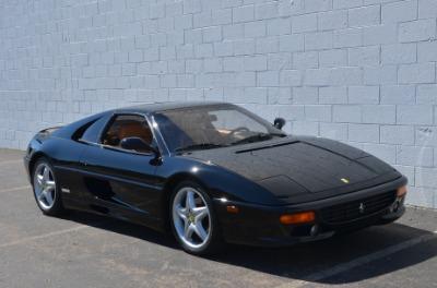 Used 1998 Ferrari F355 GTS Used 1998 Ferrari F355 GTS for sale Sold at Cauley Ferrari in West Bloomfield MI 17