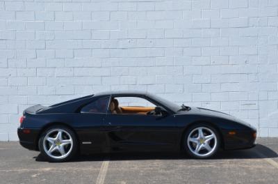 Used 1998 Ferrari F355 GTS Used 1998 Ferrari F355 GTS for sale Sold at Cauley Ferrari in West Bloomfield MI 18