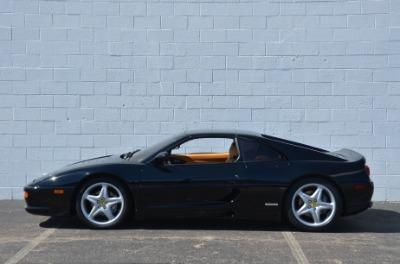 Used 1998 Ferrari F355 GTS Used 1998 Ferrari F355 GTS for sale Sold at Cauley Ferrari in West Bloomfield MI 22