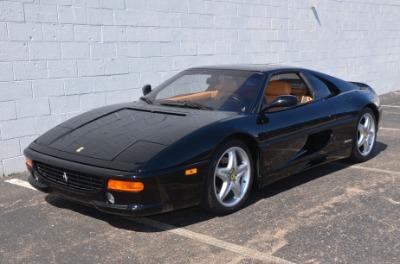 Used 1998 Ferrari F355 GTS Used 1998 Ferrari F355 GTS for sale Sold at Cauley Ferrari in West Bloomfield MI 23