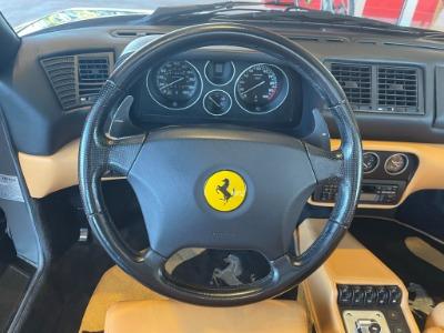 Used 1998 Ferrari F355 GTS Used 1998 Ferrari F355 GTS for sale Sold at Cauley Ferrari in West Bloomfield MI 30