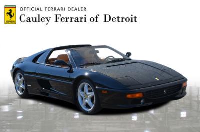 Used 1998 Ferrari F355 GTS Used 1998 Ferrari F355 GTS for sale Sold at Cauley Ferrari in West Bloomfield MI 4