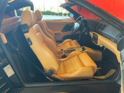 Used 1998 Ferrari F355 GTS Used 1998 Ferrari F355 GTS for sale Sold at Cauley Ferrari in West Bloomfield MI 48