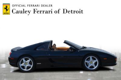 Used 1998 Ferrari F355 GTS Used 1998 Ferrari F355 GTS for sale Sold at Cauley Ferrari in West Bloomfield MI 5