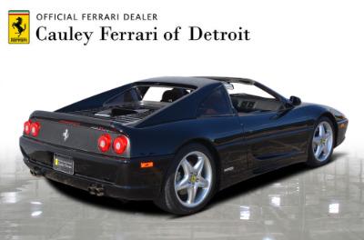 Used 1998 Ferrari F355 GTS Used 1998 Ferrari F355 GTS for sale Sold at Cauley Ferrari in West Bloomfield MI 6