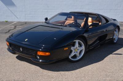 Used 1998 Ferrari F355 GTS Used 1998 Ferrari F355 GTS for sale Sold at Cauley Ferrari in West Bloomfield MI 61