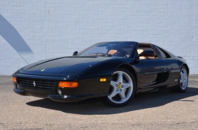 Used 1998 Ferrari F355 GTS Used 1998 Ferrari F355 GTS for sale Sold at Cauley Ferrari in West Bloomfield MI 62