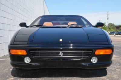 Used 1998 Ferrari F355 GTS Used 1998 Ferrari F355 GTS for sale Sold at Cauley Ferrari in West Bloomfield MI 63