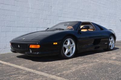 Used 1998 Ferrari F355 GTS Used 1998 Ferrari F355 GTS for sale Sold at Cauley Ferrari in West Bloomfield MI 66