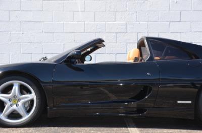 Used 1998 Ferrari F355 GTS Used 1998 Ferrari F355 GTS for sale Sold at Cauley Ferrari in West Bloomfield MI 69