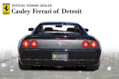 Used 1998 Ferrari F355 GTS Used 1998 Ferrari F355 GTS for sale Sold at Cauley Ferrari in West Bloomfield MI 7