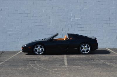 Used 1998 Ferrari F355 GTS Used 1998 Ferrari F355 GTS for sale Sold at Cauley Ferrari in West Bloomfield MI 71