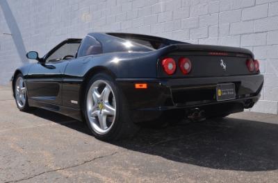 Used 1998 Ferrari F355 GTS Used 1998 Ferrari F355 GTS for sale Sold at Cauley Ferrari in West Bloomfield MI 72