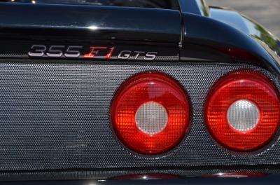 Used 1998 Ferrari F355 GTS Used 1998 Ferrari F355 GTS for sale Sold at Cauley Ferrari in West Bloomfield MI 73