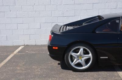 Used 1998 Ferrari F355 GTS Used 1998 Ferrari F355 GTS for sale Sold at Cauley Ferrari in West Bloomfield MI 77