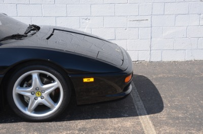 Used 1998 Ferrari F355 GTS Used 1998 Ferrari F355 GTS for sale Sold at Cauley Ferrari in West Bloomfield MI 79