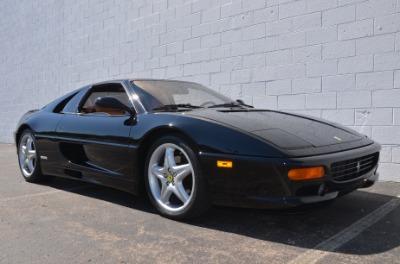 Used 1998 Ferrari F355 GTS Used 1998 Ferrari F355 GTS for sale Sold at Cauley Ferrari in West Bloomfield MI 81