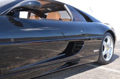 Used 1998 Ferrari F355 GTS Used 1998 Ferrari F355 GTS for sale Sold at Cauley Ferrari in West Bloomfield MI 83