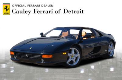 Used 1998 Ferrari F355 GTS Used 1998 Ferrari F355 GTS for sale Sold at Cauley Ferrari in West Bloomfield MI 1