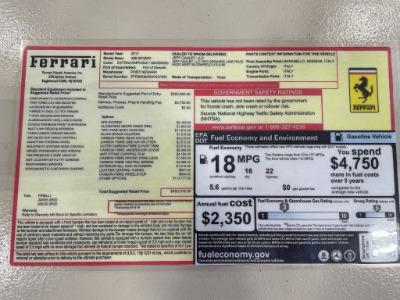 Used 2017 Ferrari 488 Spider Used 2017 Ferrari 488 Spider for sale $349,900 at Cauley Ferrari in West Bloomfield MI 100