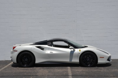 Used 2017 Ferrari 488 Spider Used 2017 Ferrari 488 Spider for sale $349,900 at Cauley Ferrari in West Bloomfield MI 18