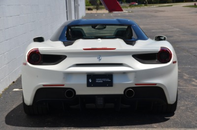 Used 2017 Ferrari 488 Spider Used 2017 Ferrari 488 Spider for sale $349,900 at Cauley Ferrari in West Bloomfield MI 20