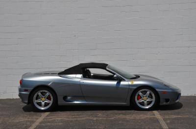 Used 2004 Ferrari 360 Spider Used 2004 Ferrari 360 Spider for sale Sold at Cauley Ferrari in West Bloomfield MI 18