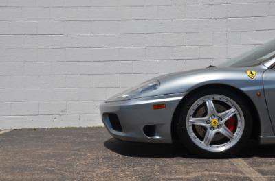 Used 2004 Ferrari 360 Spider Used 2004 Ferrari 360 Spider for sale Sold at Cauley Ferrari in West Bloomfield MI 65