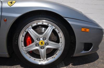 Used 2004 Ferrari 360 Spider Used 2004 Ferrari 360 Spider for sale Sold at Cauley Ferrari in West Bloomfield MI 76