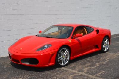 Used 2007 Ferrari F430 F1 Used 2007 Ferrari F430 F1 for sale Sold at Cauley Ferrari in West Bloomfield MI 10