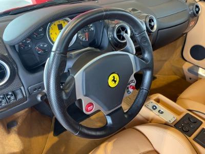 Used 2007 Ferrari F430 F1 Used 2007 Ferrari F430 F1 for sale Sold at Cauley Ferrari in West Bloomfield MI 21