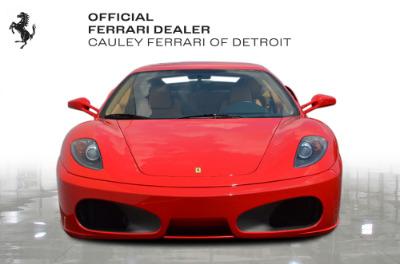 Used 2007 Ferrari F430 F1 Used 2007 Ferrari F430 F1 for sale Sold at Cauley Ferrari in West Bloomfield MI 3